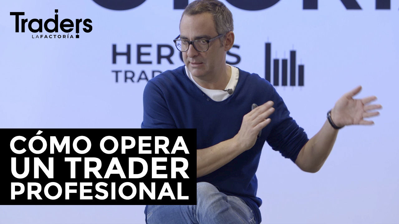 CLASS: How a PROFESSIONAL TRADER works | TRADERS