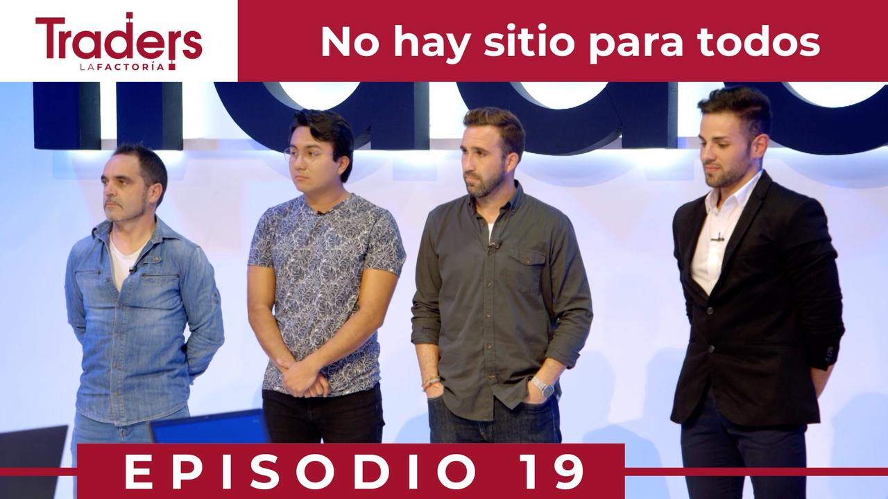 Fifth eviction in La Factoría | TRADERS Episode 19