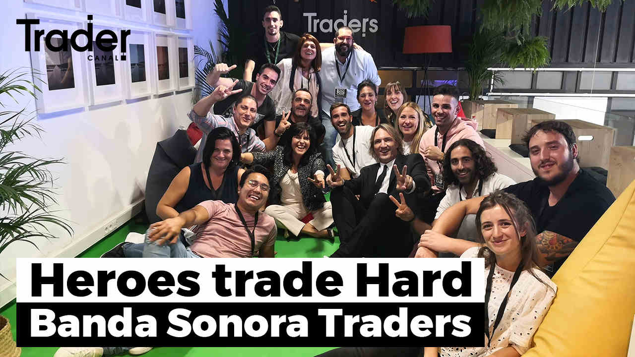 Heroes Trade Hard | Official Anthem of Traders