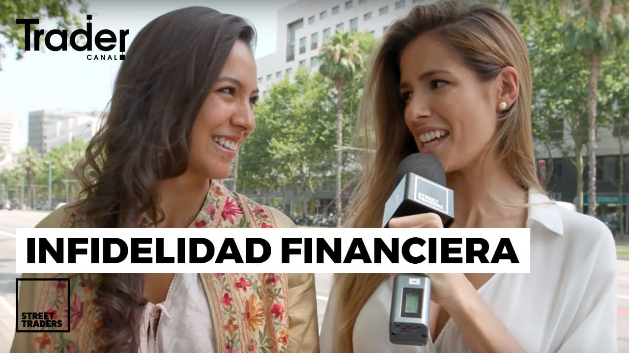 ¿Qué es la infidelidad financiera? Street Traders Video,