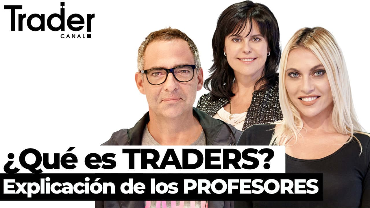 Discover WHAT TRADERS is: much more than a TALENT SHOW