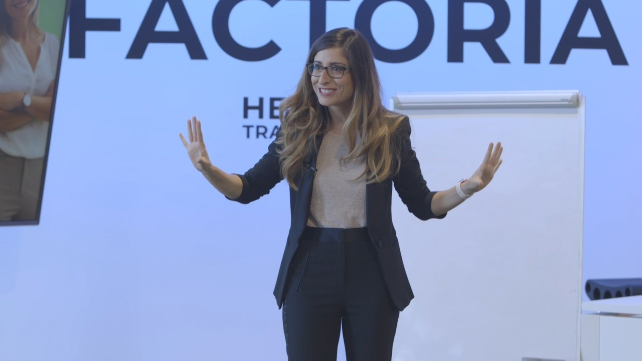 Public Speaking Masterclass (BRAVO method) with Mónica Galán