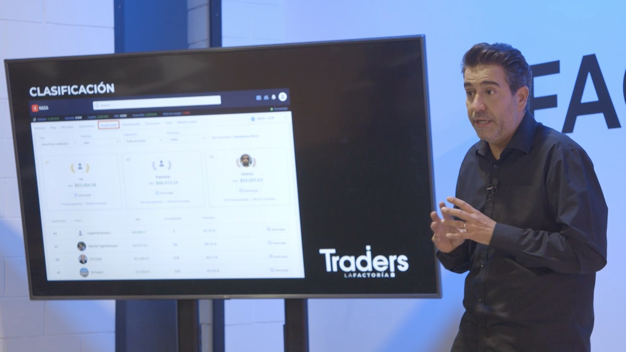 Social Trading with Sergi Picanyol (Lesson 2)  | Video